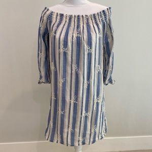 Every off the shoulder beach dress